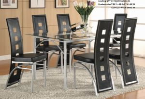 101681 Metal Dining Set pictures & photos