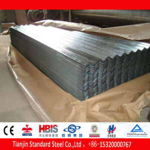 Hot Dipped Galvanized Corrugated Steel Sheet 120G/M2 pictures & photos