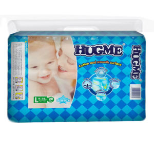 Disposable Baby Diaper with Imported Japan Sap (L) pictures & photos