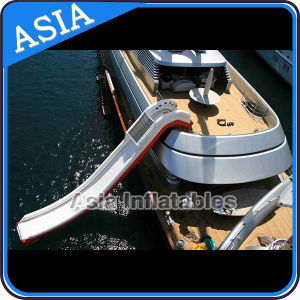 Inflatable Yacht Diver Slide, Inflatable Water Yacht Slide pictures & photos