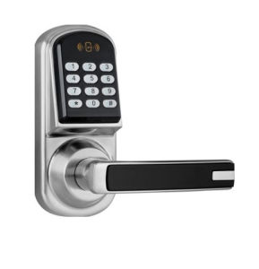 Stainless Steel 12 Digits Keypad Safe Electronic Door Lock pictures & photos