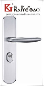 Satin Finish Stainless Steel Door Lock (KTG-6809-027) pictures & photos