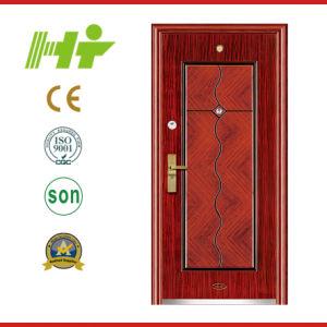 Exterior Security Door Steel Home Door (HT-28)