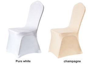 Hotel Banquet Dining Chair Covers and Table Covers pictures & photos