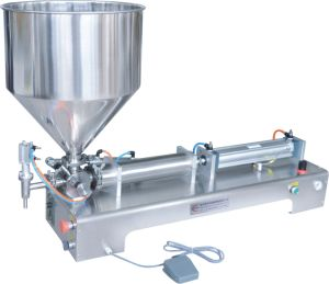 Single Head Paste Filling Machinery pictures & photos