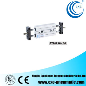 Stm Series Slide Bearing Pneumatic Cylinder Stbm16*50 pictures & photos