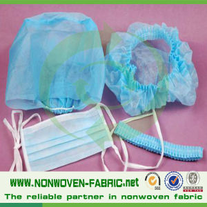 High Quality Nonwoven Fabrics for Medical Face Mask pictures & photos