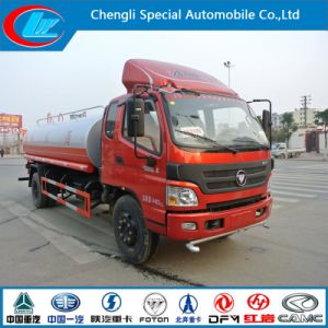 Foton 4*2 8000-10000liter Road Cleaning Tank Truck pictures & photos