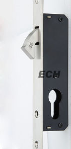 Stainless Steel Hook Cabinet Sliding Door Lock (ESD-018) pictures & photos
