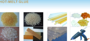 Maydos Hot-Melt Glue for Book Binhding, Wood, Pvs, Plastic pictures & photos