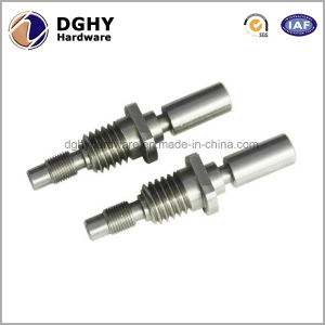 High Precision Mechanical Parts Carbon Steel / Stainless Steel Motor Drive Shaft pictures & photos