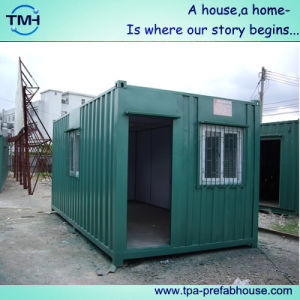 20FT Container House label Camp with Air Conditioner pictures & photos