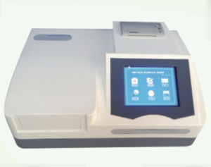 Multilingual Touch Screen High Qualified Microplate Reader Ysd3801 pictures & photos