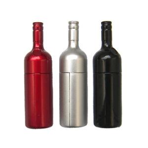 Hot Selling Unique Wine-Bottle Pen Drive pictures & photos