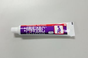 High End Medical Grade Silver Ion Antibacterial Piles Gel Hemorrhoid Ointment pictures & photos