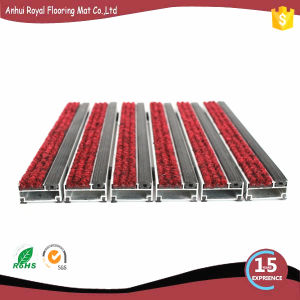 Anti-Slip Carpet Aluminum Entrance Mat
