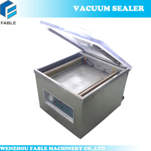 Stainless Steel Table Top Vacuum Sealer (New DZ500A) pictures & photos