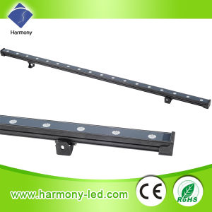 Remotely Colour Change IP67 10W LED Wall Washer Light Bar pictures & photos