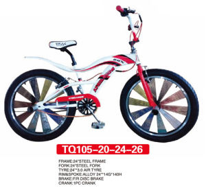 """24"""" New Style of BMX Freestyle Bicycle pictures & photos"""