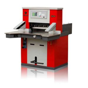Hydraulic Program Paper Cutter Hsydcp490 pictures & photos