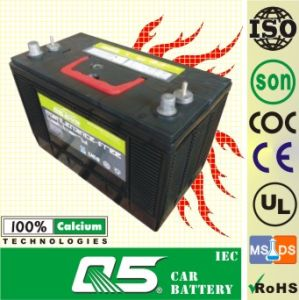 BCI-31DT 12V100~120AH MF Battery AUTO battery Used in Excavating Machinery pictures & photos