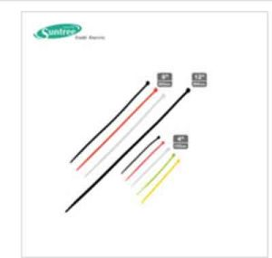 Natural Nylon Cable Ties UV Protection Nylon Ties pictures & photos