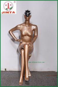 Sit Down Female Mannequin for Garmet Display (JT-J15) pictures & photos