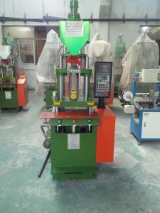 15 Ton Plastic Injection Machine for PVC USB Connector pictures & photos