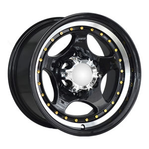 Machine Inner Line Large Caps Alloy Wheels pictures & photos