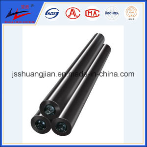 Return Idlers Return Rubber Clean Roller to Remove Stick Material for Cement Plant pictures & photos