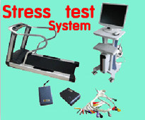 Treadmill Automatic ECG Stress Test System PC Based Wireless for Cardiac Stress Exercise with CE ISO Approved-Maggie pictures & photos