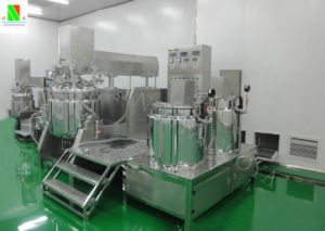 Zjr Cosmetic Vacuum Homogenizing Mulser pictures & photos