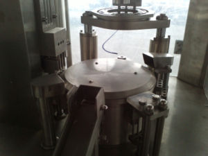 Electric Empty Dry Powder 0 Hard Capsule Filling Machine pictures & photos