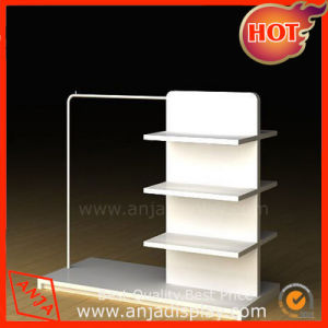 White Display Rack for Female Garment in Retail pictures & photos