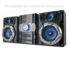 2.0CH DVD Micro System DVD Combo Player Boombox pictures & photos