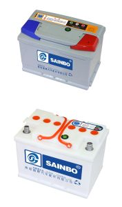 Automaive Mf Battery 12V DIN 66 for Cars pictures & photos