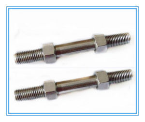 Stainless Steel Double End Bolt/ Stud Bolt/ Threaded Rods pictures & photos