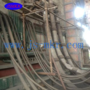 Used Medium Frequency Electromagnetic Smelting Furnace