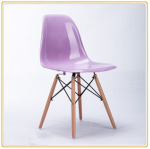 Hot Selling Restaurant Plastic Chairs with Greeen Seat pictures & photos