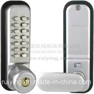 Zinc Alloy Door Key Handle Lock (3700SC)