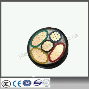 Manufacturer XLPE Insulated and PVC Unarmored Yjv Cable