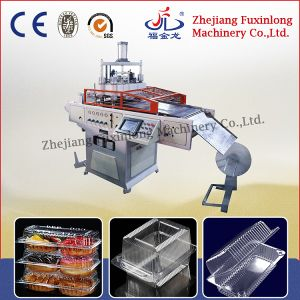 Supermarket Trays Plastic Thermoforming Machine Automaticlly pictures & photos