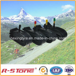 High Quality Butyl Inner Tube 28X2.125 for Bicycle pictures & photos