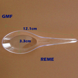 PP/PS Disposable Spoon Plastic Spoon Soup Spoon pictures & photos