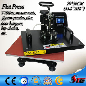 LED Display Combo Hot Press Machine pictures & photos