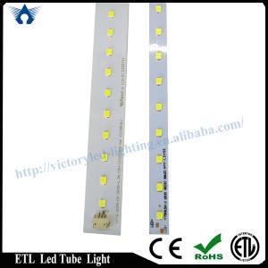 Manufacturer High Lumen ETL T8 1.2m G13/Single Pin/R17D LED Tube (18W) pictures & photos