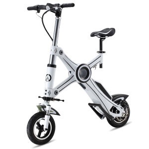 High Quality Folding Electric Bicycle pictures & photos