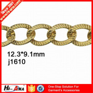 Cooperate with Brand Companies Top Quality Decorative Metal Chain pictures & photos
