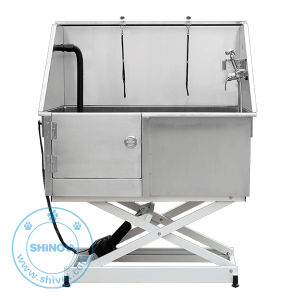 Electric Grooming Tub (PT-1E) pictures & photos