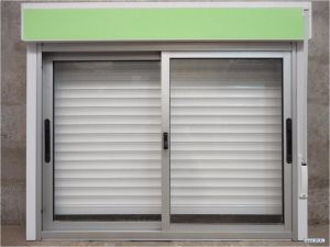Top Quality Aluminium Window Shutter (monoblock) pictures & photos